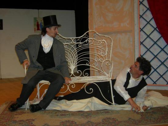 La Dame de Chez Maxim's, Théâtre de L'Odéon