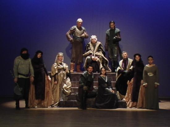 Le Cid, Les Allobroges , Cluses..