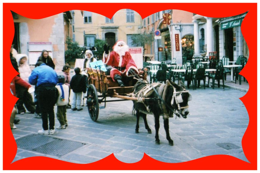 Père Noël Provençal.