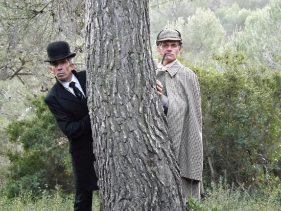 Sherlock holmes en collines creation christophe gorlier 2020 2 r